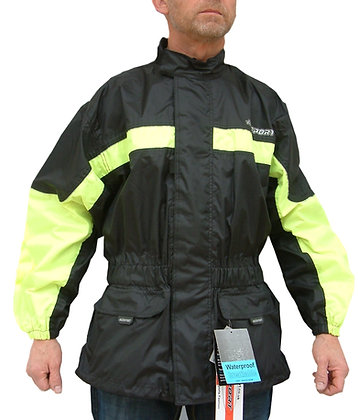 STORM waterproof over jacket
