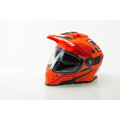 RXV288 Double Visor Enduro Helmet