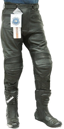COBRA 2 mens leather trousers