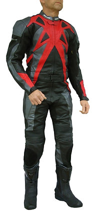 INVADER two piece leather suit   SALE was £350 various colours