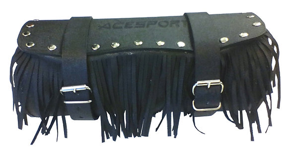 TOOL ROLL  with tassels
