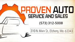 Proven Automotive Sales & Service