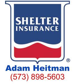 Adam Heitman Shelter Insurance