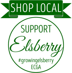 Shop Local Decal
