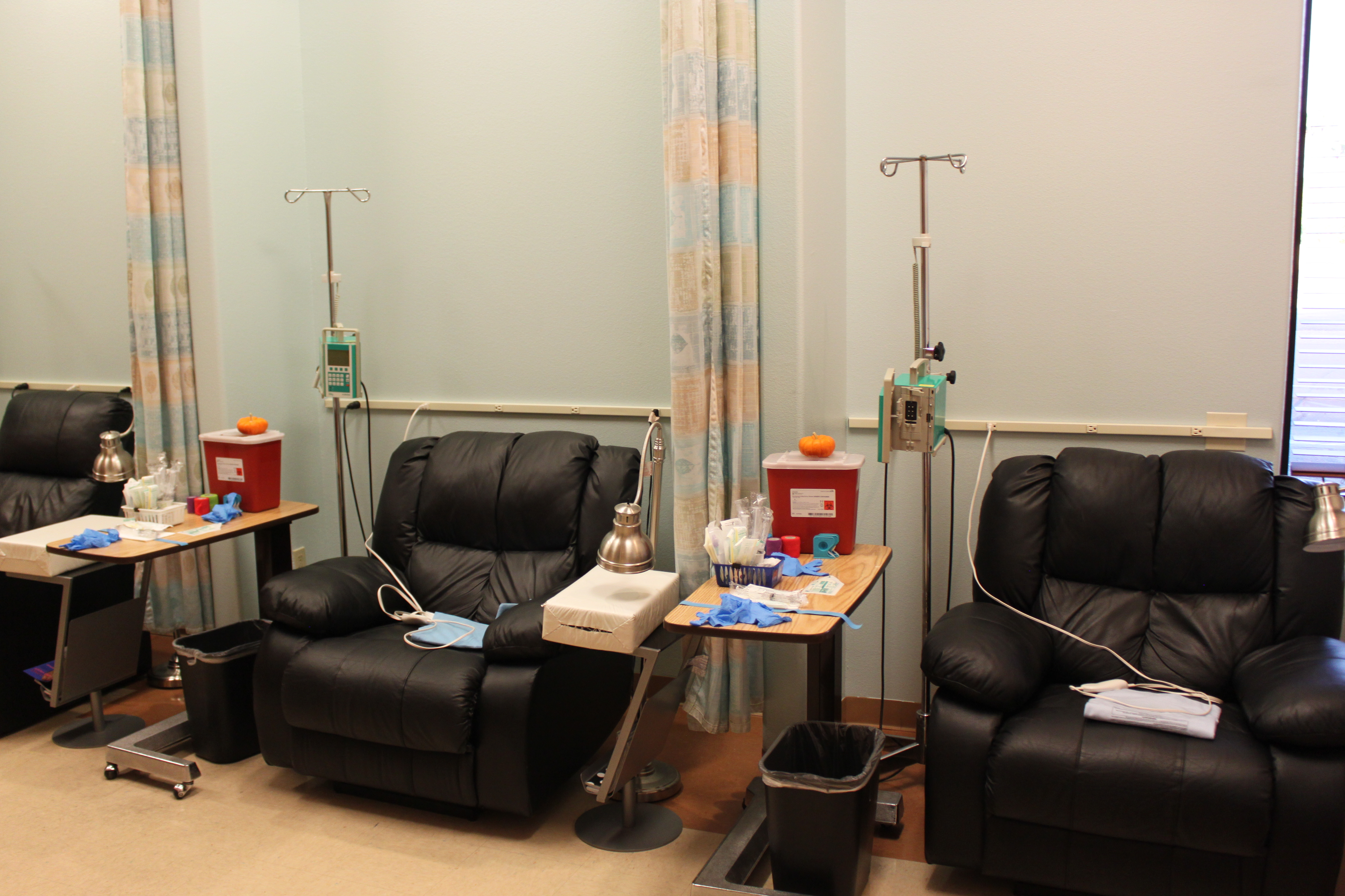 Infusion Suite
