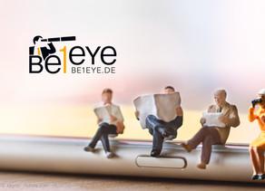 Be1Eye Newsletter 2. Quartal 2020