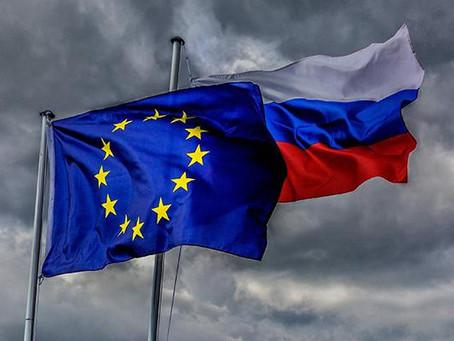 유럽연합은 러시아와의 무역관계 재개를 촉구하였다