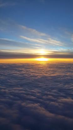 모스크바 하늘