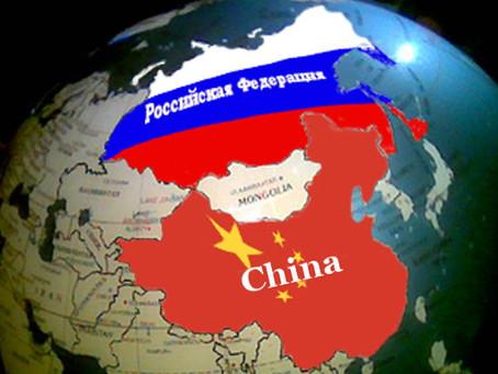 2018년 중국-러시아 교역량이 역대 최고 신기록을 세웠다!!
