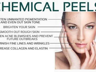 Complimentary Superficial Chemical Peel