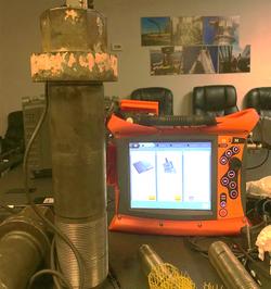 Large Bolt Inspection