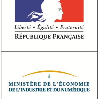 Signature d'une convention de partenariat avec Axelle Lemaire, secrétaire d'Etat au Numérique.