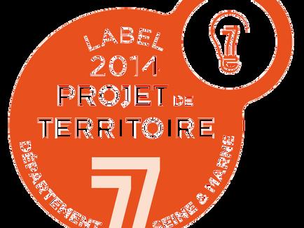 """Labellisation """"Initiative 77"""" par le Conseil Départemental de Seine et Marne"""