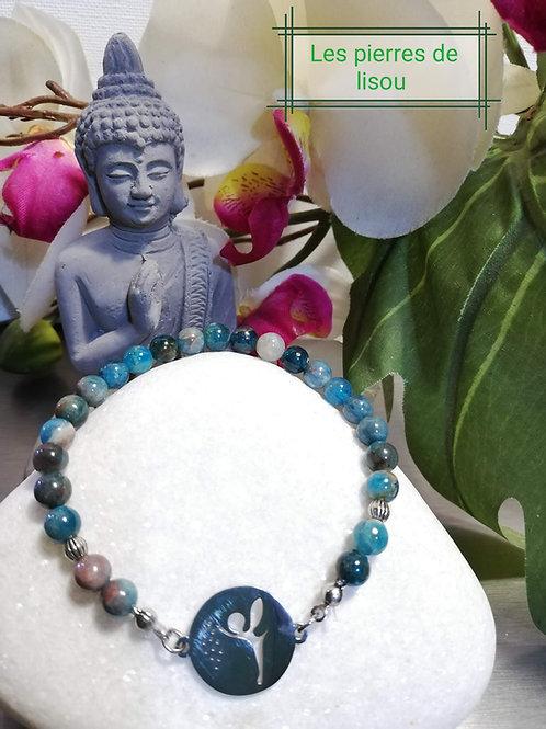 bracelet connecteur fée