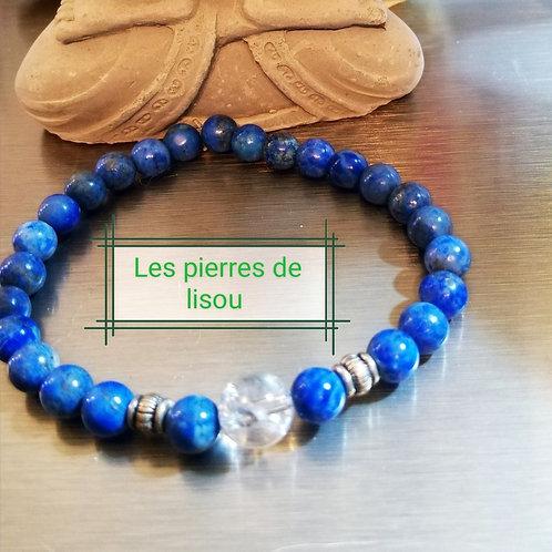 Bracelet lapi lazuli