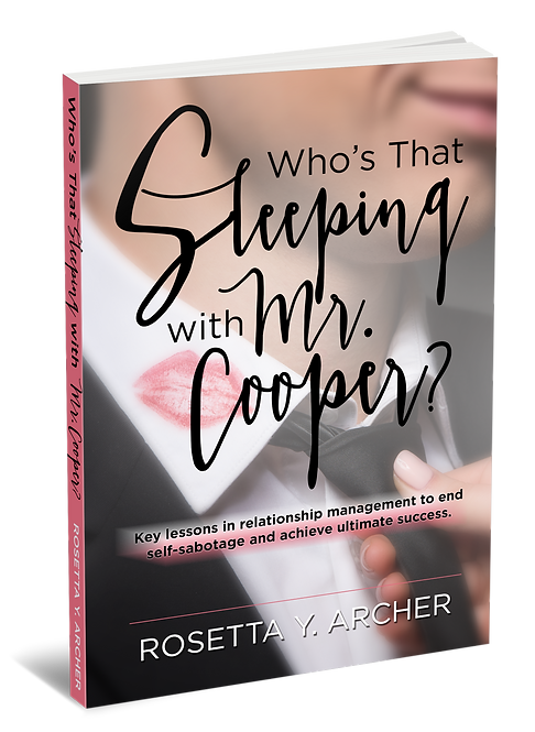Who's That Sleeping with Mr. Cooper?