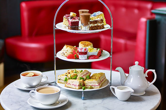 Afternoon Tea - Easter Monday