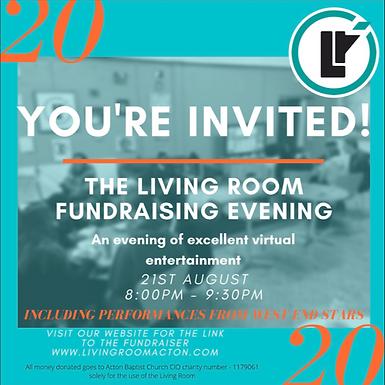 Living Room Fundraiser 2020