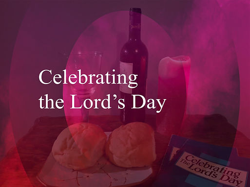 Lord's Day Opening - October