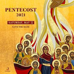 Pentecost Ecumenical Vigil