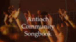 New Antioch Songbook
