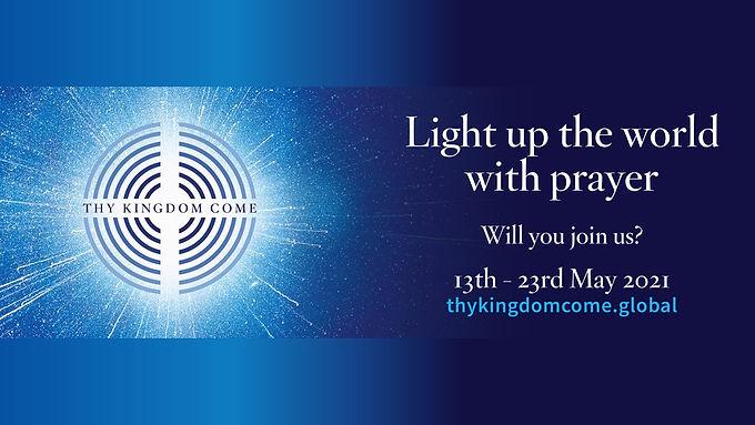 Thy Kingdom Come - Prayer for Pentecost