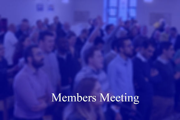 Members Meeting Dec 2020