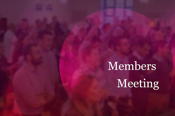 Members Meeting - December 2021
