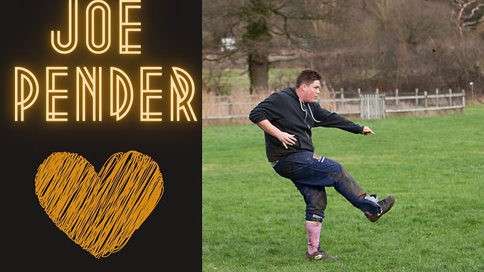 Joe Pender - Burial