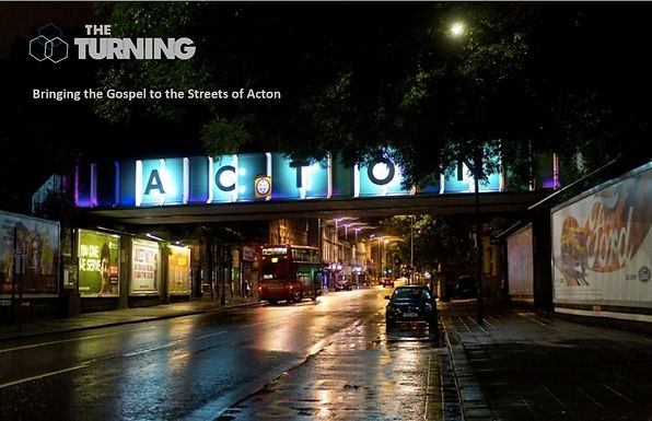 Acton Street Evangelism - The Turning