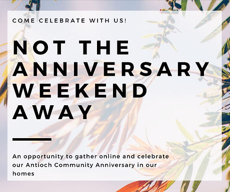 Not the Anniversary Weekend