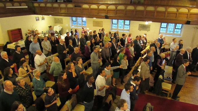 40th Anniversary Community Meeting