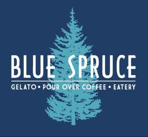 Blue Spruce logo