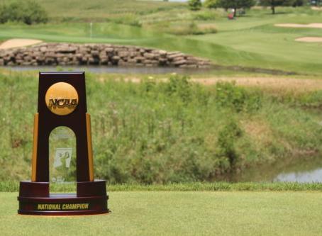 NCAA Golf in Town