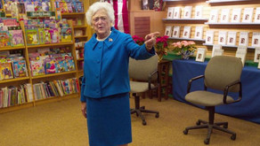 Estate Planning Lessons from Barbara Bush