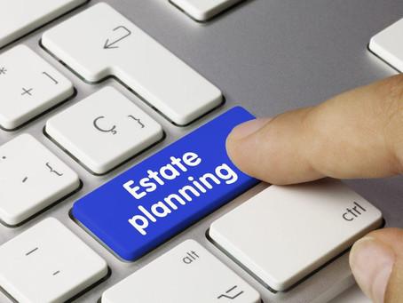 Estate Planning 1, 2, 3.