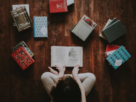 Books: The perfect gift for kids                    (My Top 9 Children's Books)
