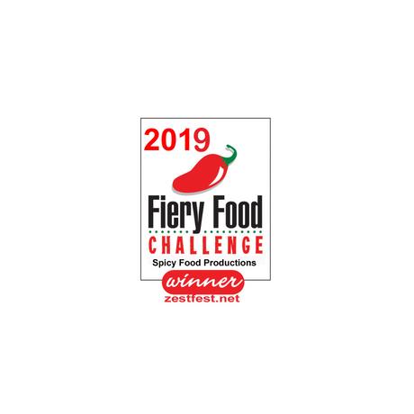 2019 Zest Fest Fiery Food Challenge