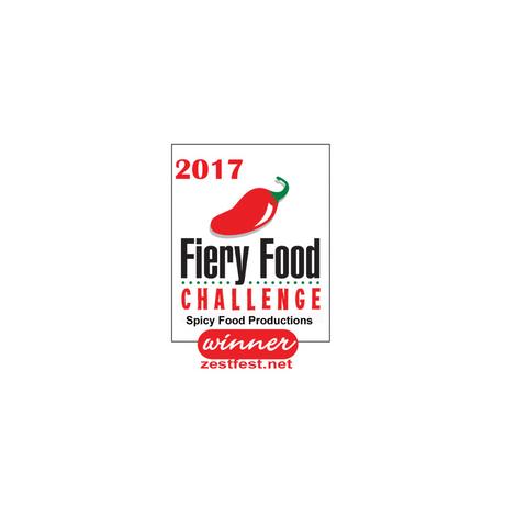 2017Zest Fest Fiery Food Challenge