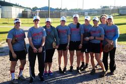 Women's prison softball