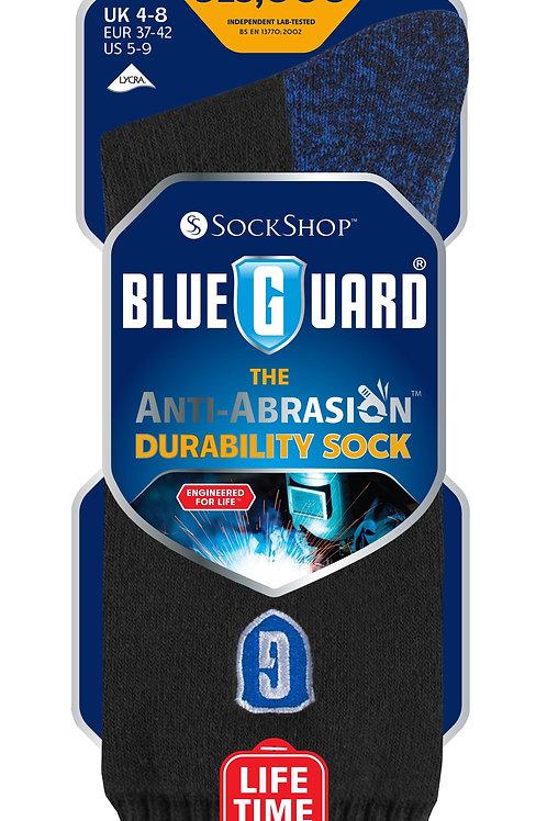 Ladies BlueGuard Anti-Abrasion Durability Sock