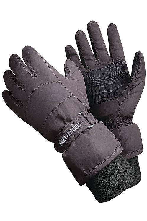 Mens Heat Holder Ski Gloves