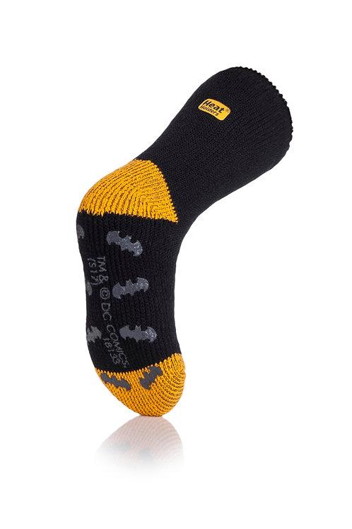 Kids Heat Holders Batman Slipper Sock
