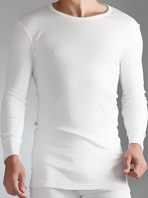 Mens Thermal Long Sleeved Vest