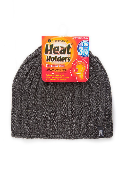Mens Heat Holder Hat