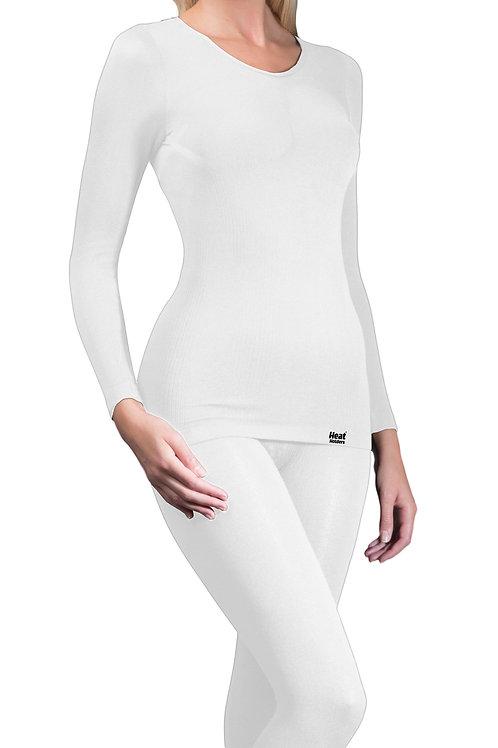 Ladies Heat Holders Long Sleeved Thermal Vest