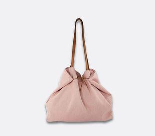 Foldover bag Pink, tied.jpg