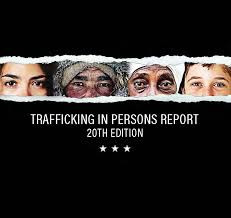 20th Annual  Trafficking in Persons report