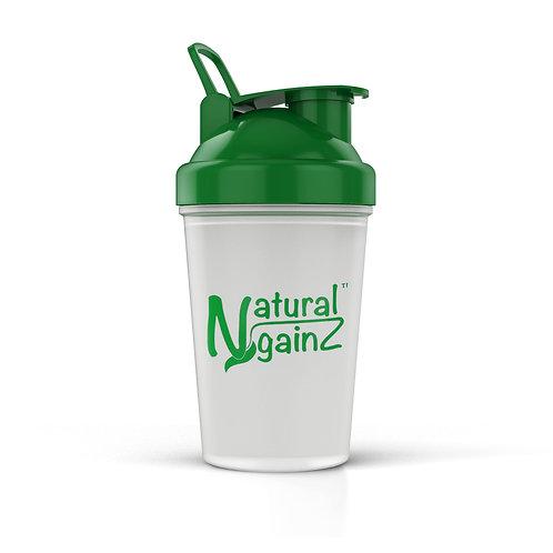 Natural Gainz Shaker Bottle