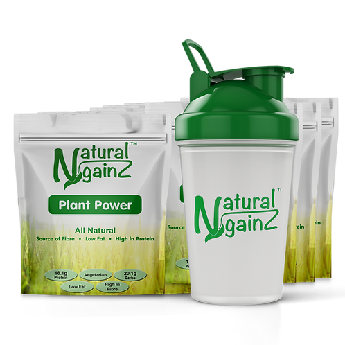 PLANT POWER (10 Pack)